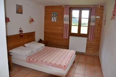 Une chambre au chalet le Gaulois à Champagny