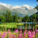 champex lac tour du mont blanc jeune et randonnee 150x150 - Galerie de photos/archives