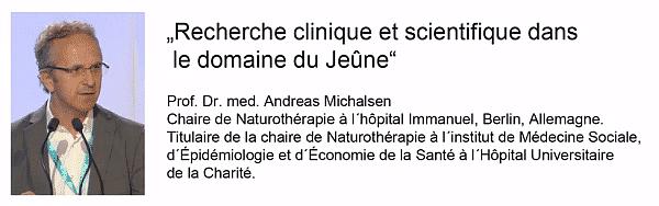 michalsen conference ueberlingen le jeune une nouvelle therapie - Personnages