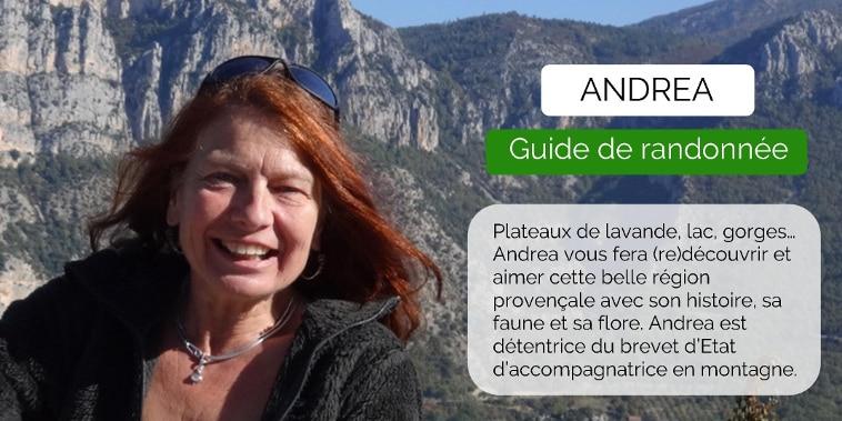 andrea guide randonnee monastere de segries jeune hydrique diaporama - Votre équipe/archive