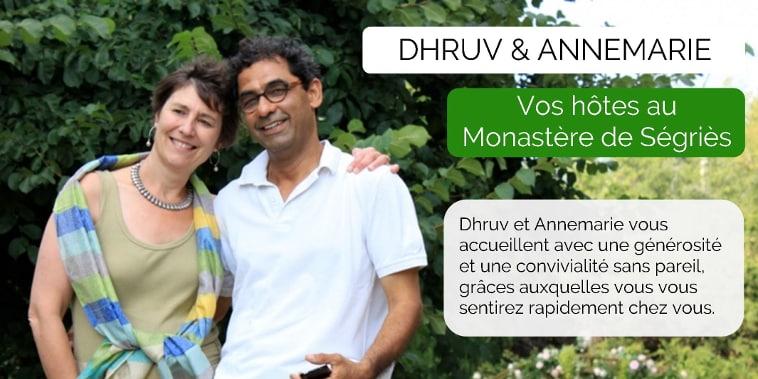 annemarie dhruv monastere de segries jeune hydrique diaporama - Votre équipe/archive