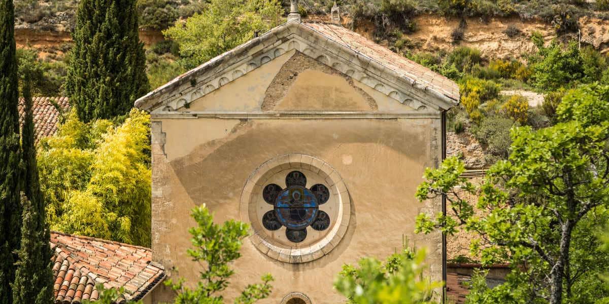 chapelle monastere de segries jeune hydrique diaporama - Jeûne, Randonnée et Yoga