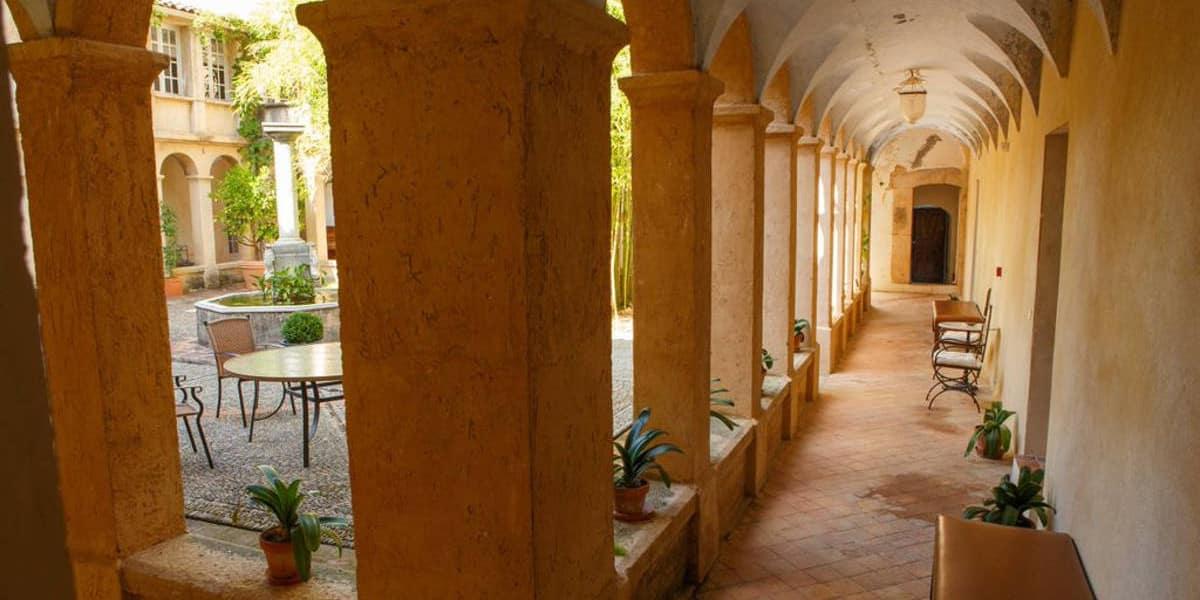 cloitre monastere de segries jeune hydrique diaporama - Jeûne, Randonnée et Yoga