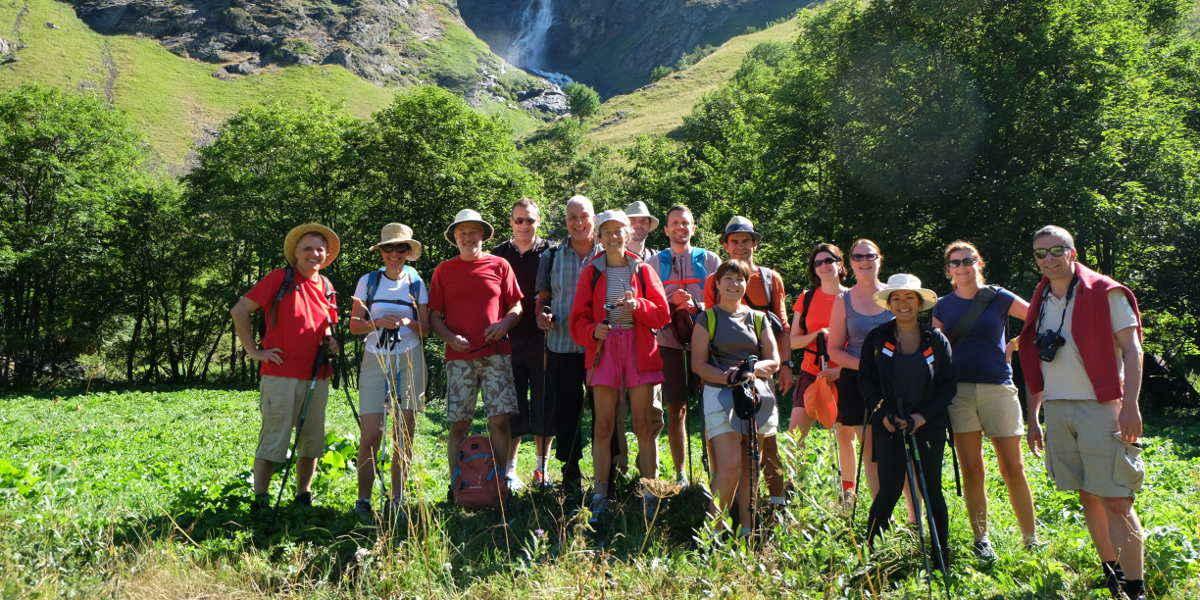 groupe stage de jeune et randonnee alpes diaporama - Jeûne sportif