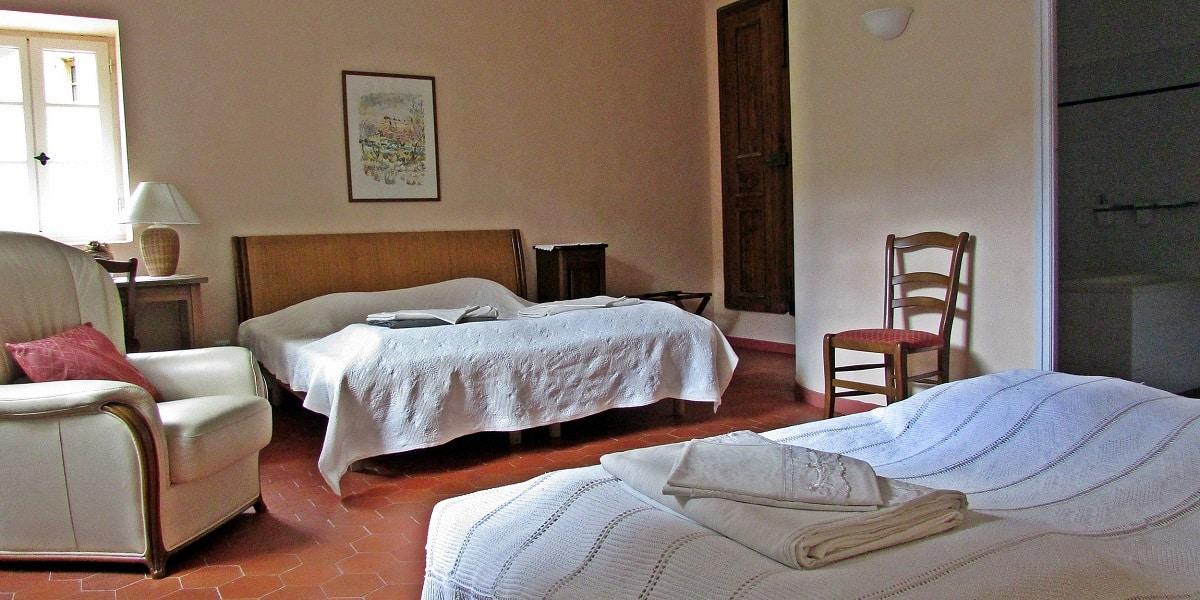 chambre maison principale miravel diaporama - Miravel