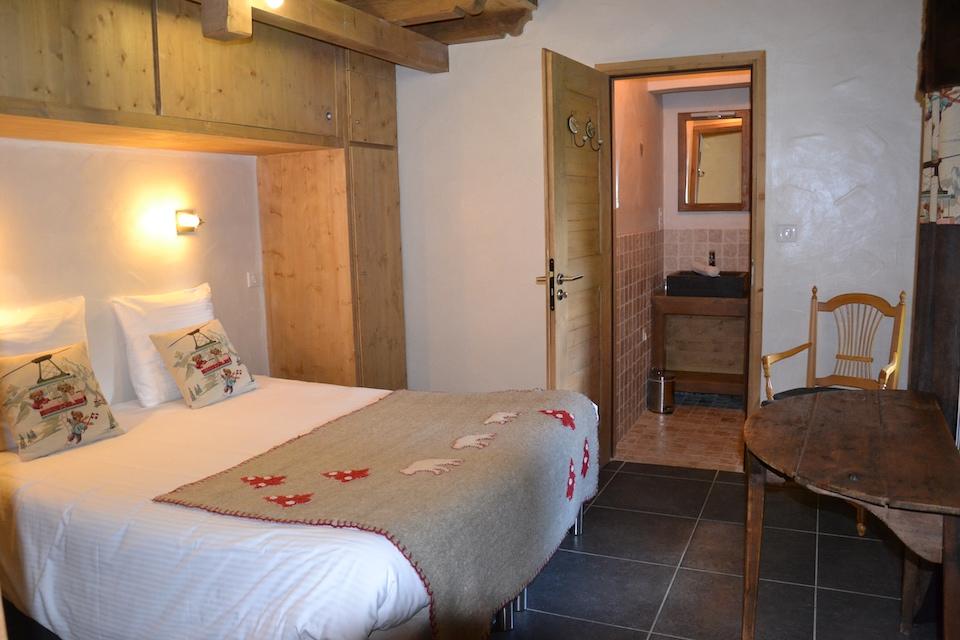 chambre 6 sabot venus 960x640 - LES ALPES - Champagny-en-Vanoise