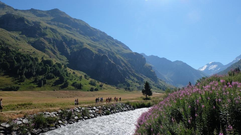 doron de Champagny randonnée