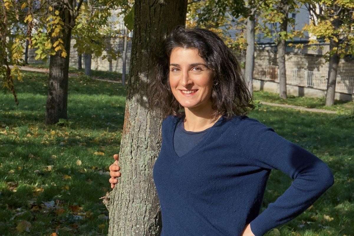 Johanna filiol accompagnatrice jeune rando - Notre histoire