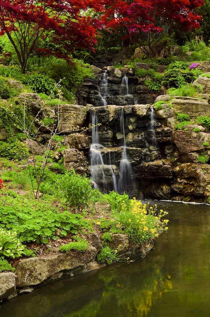 cascade jeune et meditation2 - Stage Jeûne, randonnée et méditation