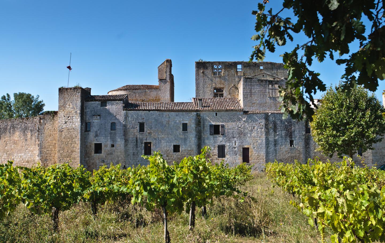 château laressingle - Château de Guirauton - nouvelle version