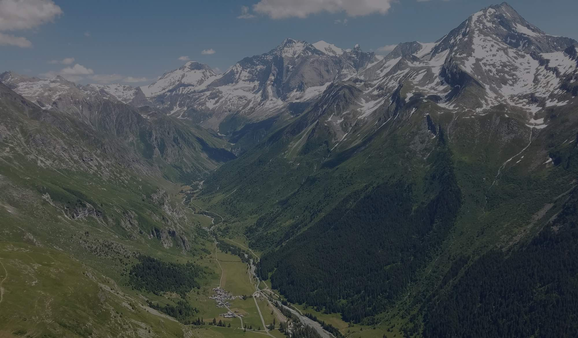 vallon champagny le haut petit 2000x1500 - LES ALPES - Champagny-en-Vanoise