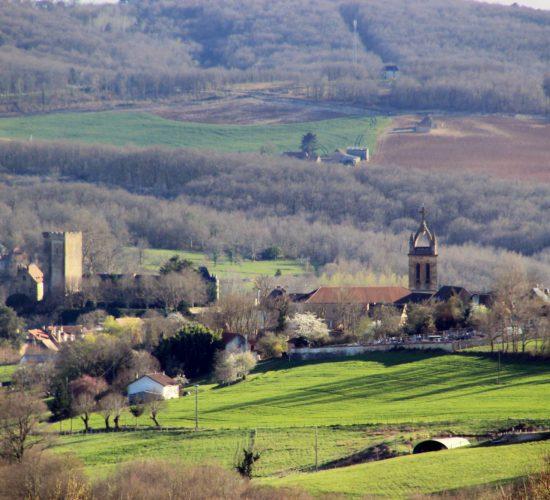 Clermont d'Excideuil (Dordogne)