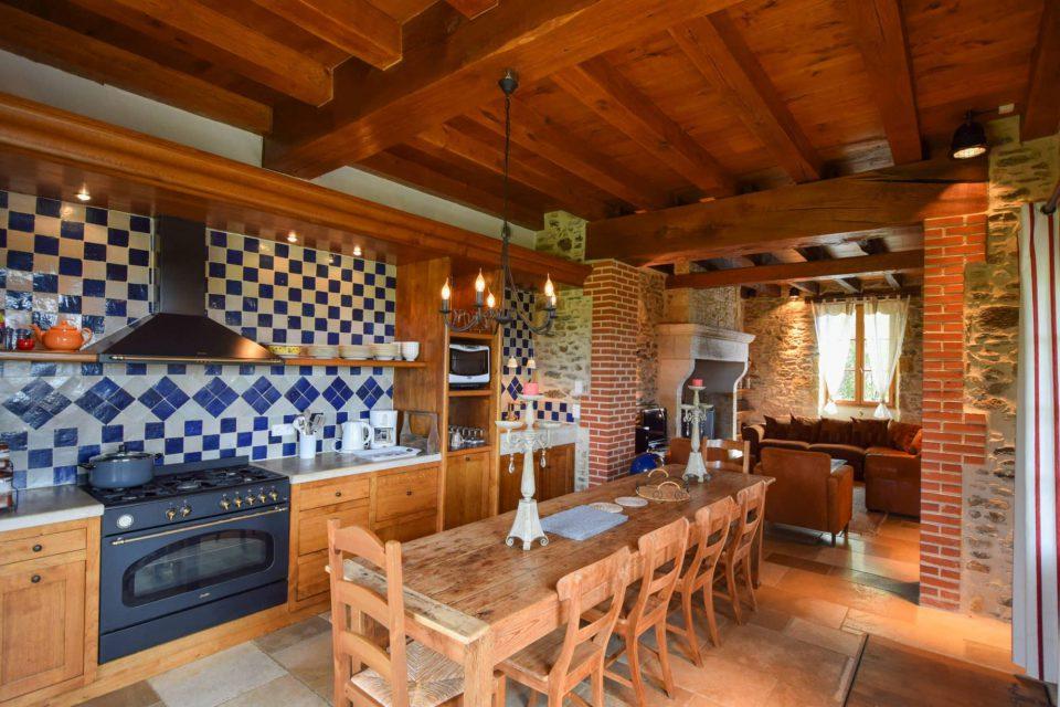 cuisine salle manger guichardie detox jeune confort 960x640 - Domaine d'Essendiéras