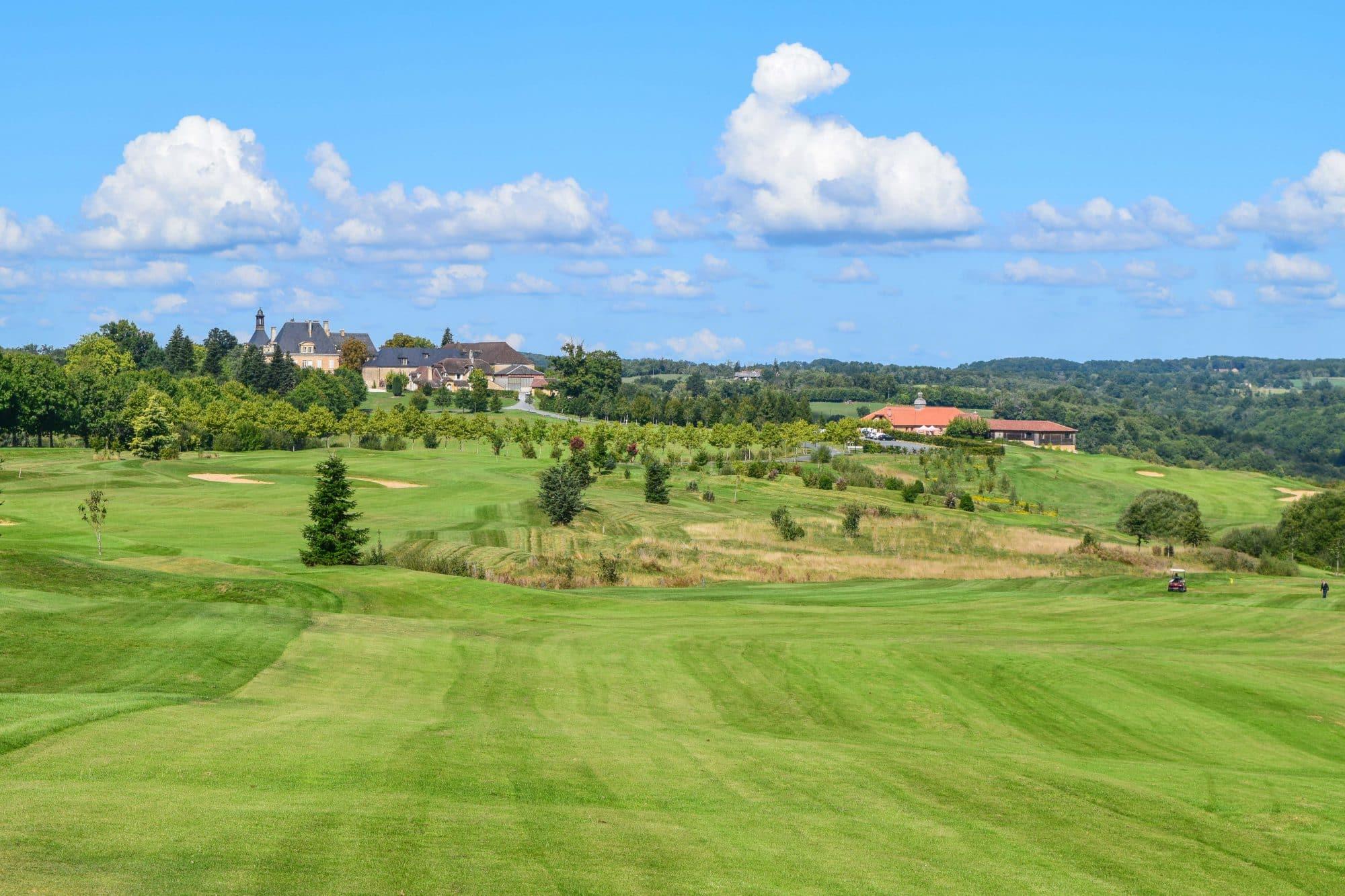 domaine essendieras golf jeune detox charme confort - Domaine d'Essendiéras