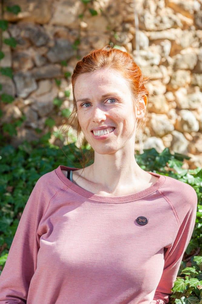 julie hesse jeune randonnee chemin de la sante - Notre histoire