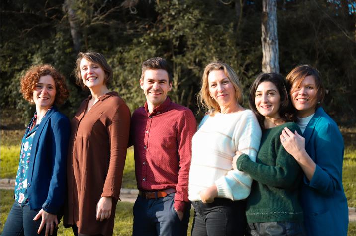 photo equipe chemin de la sante reduite 3 - Notre histoire