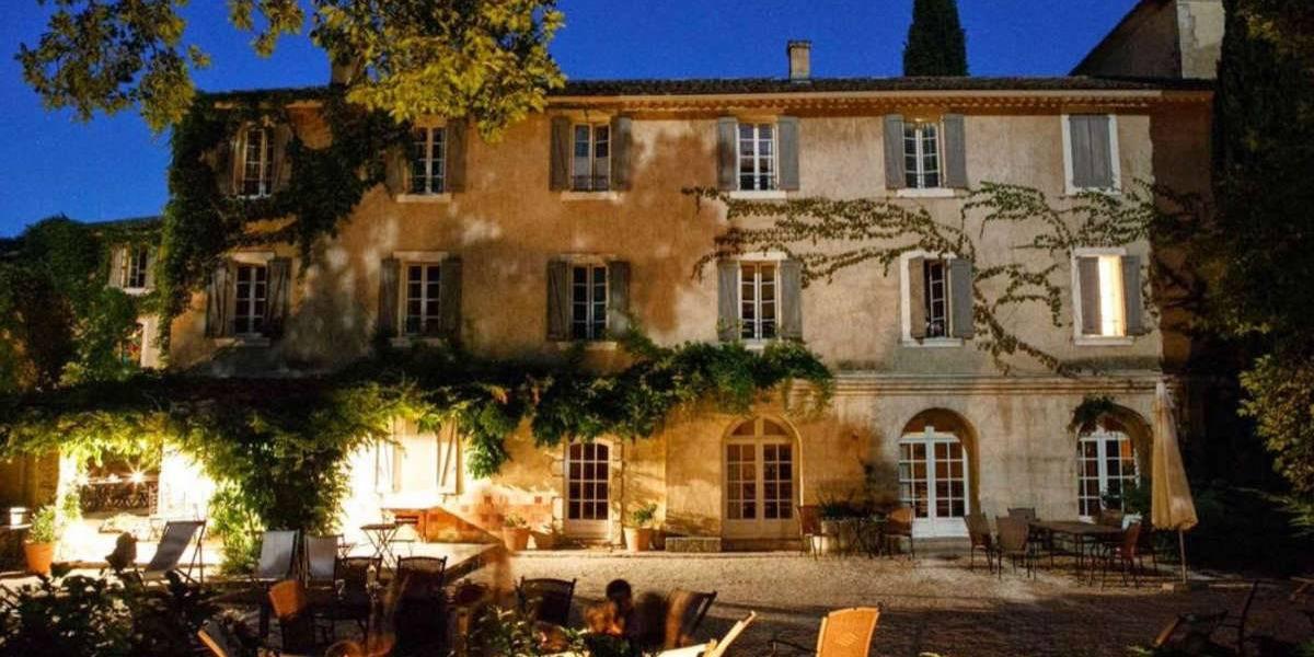 terrasse monastere de segries de nuit jeuner et randonner diaporama - Accueil